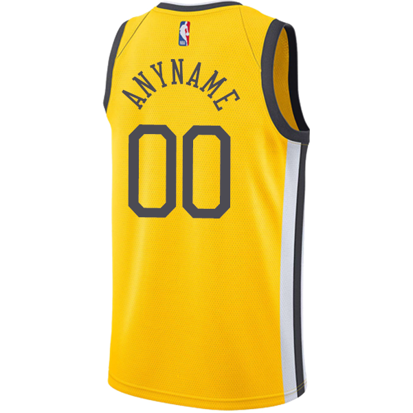 The Warriors The Town Jersey: Golden State Warriors Nike Dri-FIT Men's 'The Town' Custom